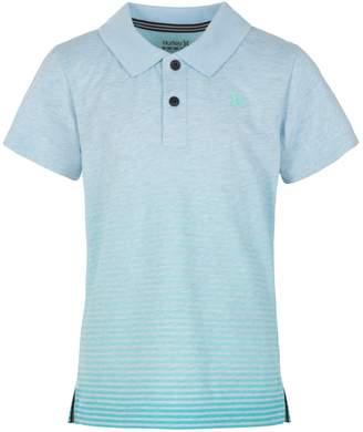 Hurley Boys 4-7 Dri-FIT Ombre Polo Shirt