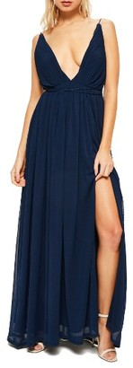 Women's Missguided Maxi Dress $93 thestylecure.com