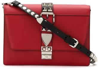 Prada studded Elektra crossbody bag