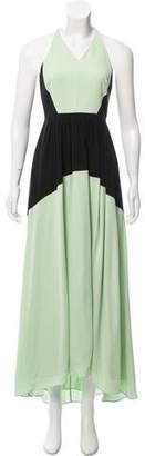 Tibi Sleeveless Maxi Dress w/ Tags