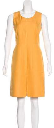 Akris Sleeveless Sheath Dress