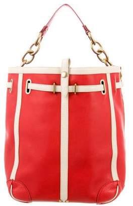Jerome Dreyfuss Leather Bucket Bag
