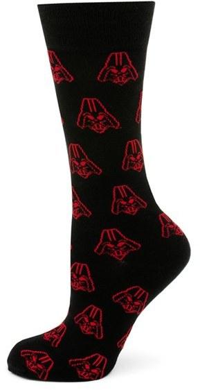 Men's Cufflinks, Inc. 'Star Wars - Darth Vader' Socks
