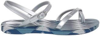 Ipanema Greta Seven Blue/Silver Sandal