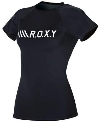 Roxy Women's Keep It Short Sleeve Rash Vest