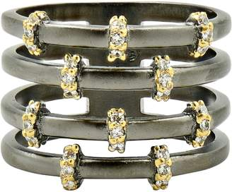 Freida Rothman Imperial Pave Cage Ring