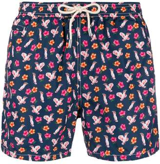 a4a939d9b5d77 Floral Printed Swimwear For Men - ShopStyle