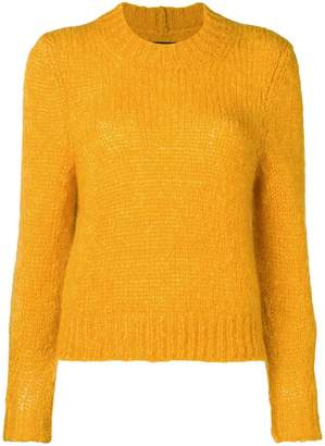 Isabel Marant cropped chunky knit sweater