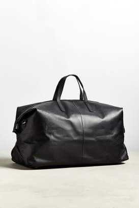 SANDQVIST Damien Leather Weekend Duffle Bag