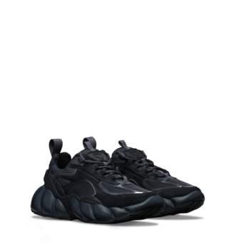eae08ed6521c MCM Women s Himmel Low Top Sneakers In Suede