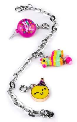 High Intencity CHARM IT!(R) Birthday Charm Bracelet Gift Set