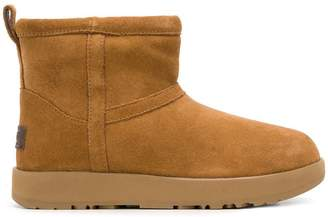 UGG flat ankle boots