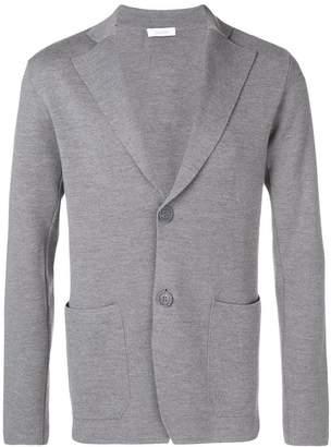 Cruciani fine knit blazer