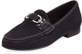 Donald J Pliner Suzy Canvas Comfort Loafer