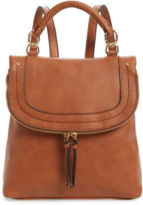 Sole Society Rubie Faux Leather Backpack