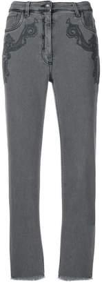 Etro paisley print jeans