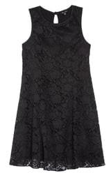 Zunie Lace Skater Dress