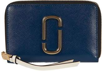 Marc Jacobs Snapshot Zip Around Wallet
