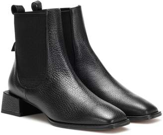 LOQ Ottavia leather ankle boots
