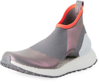 adidas by Stella McCartney Ultra Boost X Fabric Sneakers Gray/White