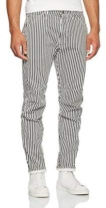 G Star Men's 5622 Elwood X25 Jeans by Pharrell Williams in Toiles De Jouy