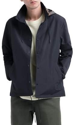 Herschel Hooded Coach's Jacket
