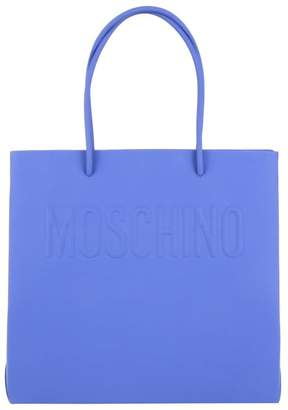 Moschino Shoulder Leather Bag
