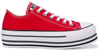 Converse platform All-Star sneakers