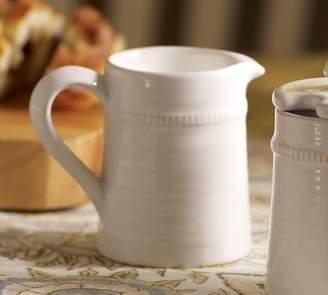 Pottery Barn Gabriella Creamer