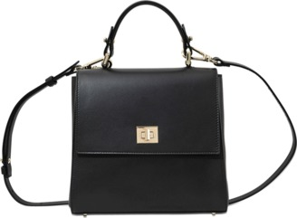 Hugo Boss Bespoke S Top Handle bag $1,030 thestylecure.com