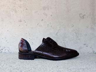 Freda Salvador WEAR Laceless D'orsay Oxford