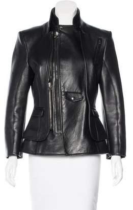 Altuzarra Layered Leather Jacket