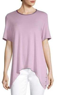 Elie Tahari Deneuva Knit Top