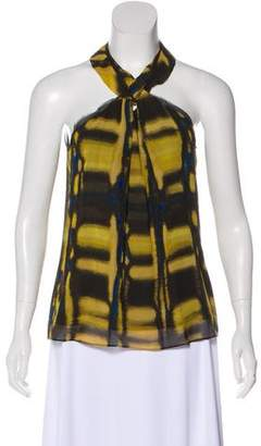 Vince Silk Halter Top