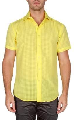 Bespoke Short Sleeve Modern Fit Shirt