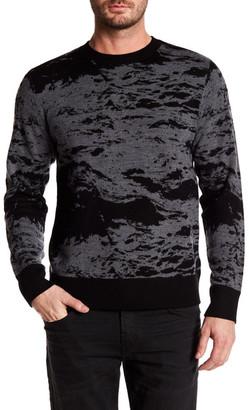 J Brand Fitz Crew Neck Wool Sweater $348 thestylecure.com