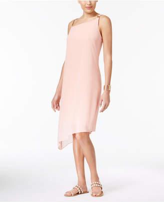 Thalia Sodi Asymmetrical Chain-Strap Dress, Only at Macy's $99.50 thestylecure.com