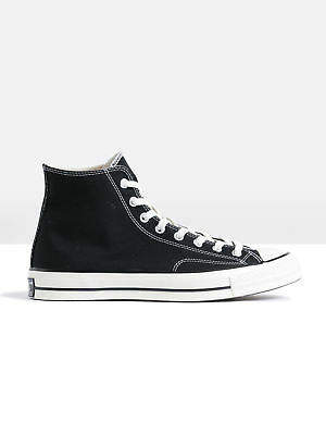 Converse New Unisex Chuck Taylor All Star 70 High Top Sneakers In Black