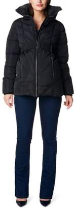 Noppies 'Lene' Quilted Maternity Jacket
