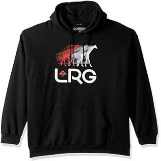 Lrg Men's Front Runners Hoody Sweatshirt