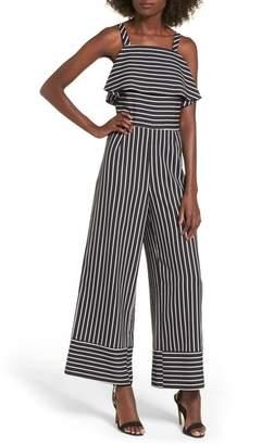 Leith Stripe Jumpsuit