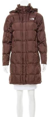 The North Face Short Puffer Coat