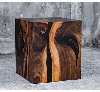 Foundry Select Bach Cube End Table Foundry Select