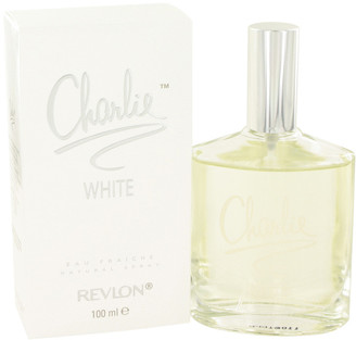 CHARLIE WHITE by Revlon Eau Fraiche Spray for Women (3.4 oz) $30 thestylecure.com