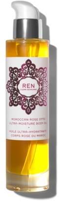 REN Moroccan Rose Ultra-Moisture Body Oil