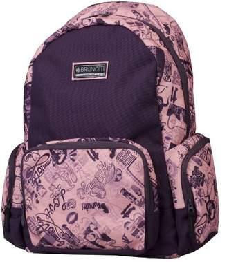 Brunotti Womens Backpack Basic Blue Backpack Handbags
