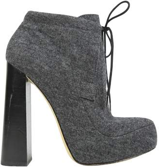 Alexander Wang Cloth ankle boots