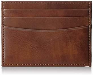 Amazon Essentials Men's RFID Slim Card Carrier Wallet
