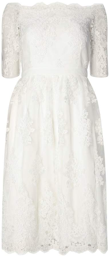 Dorothy Perkins **Ivory 'Bella' Wedding Dress