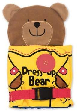 Melissa & Doug Dress Up Bear Toy